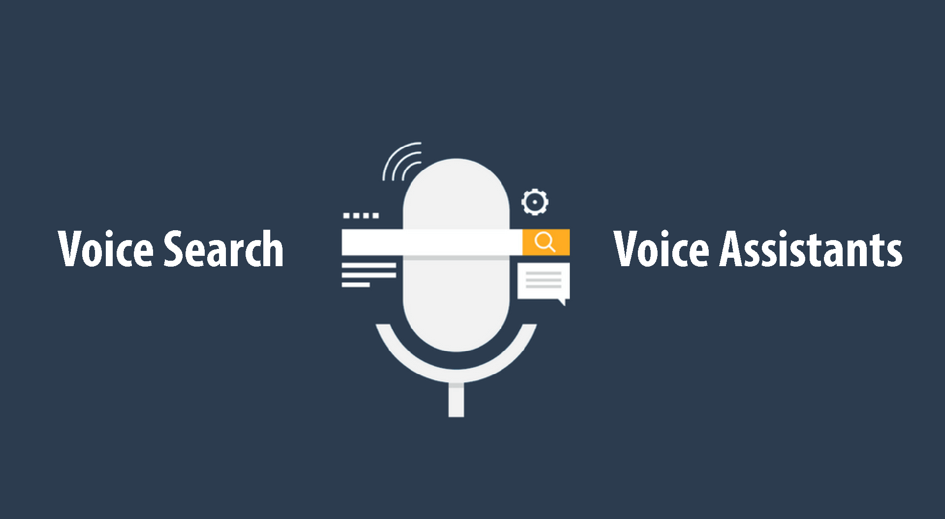 Voice search Voice Assistants