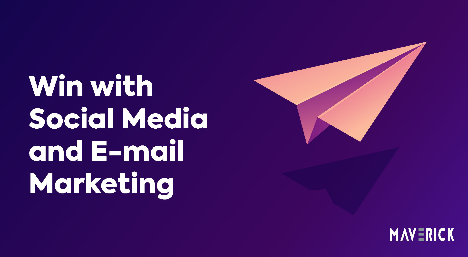 Social Media and E-mail Marketing