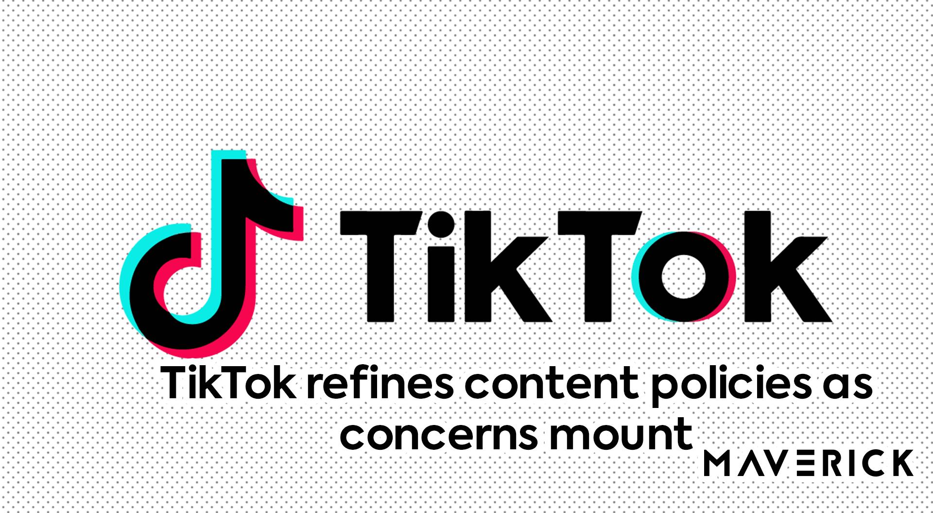 TikTok Content Policies